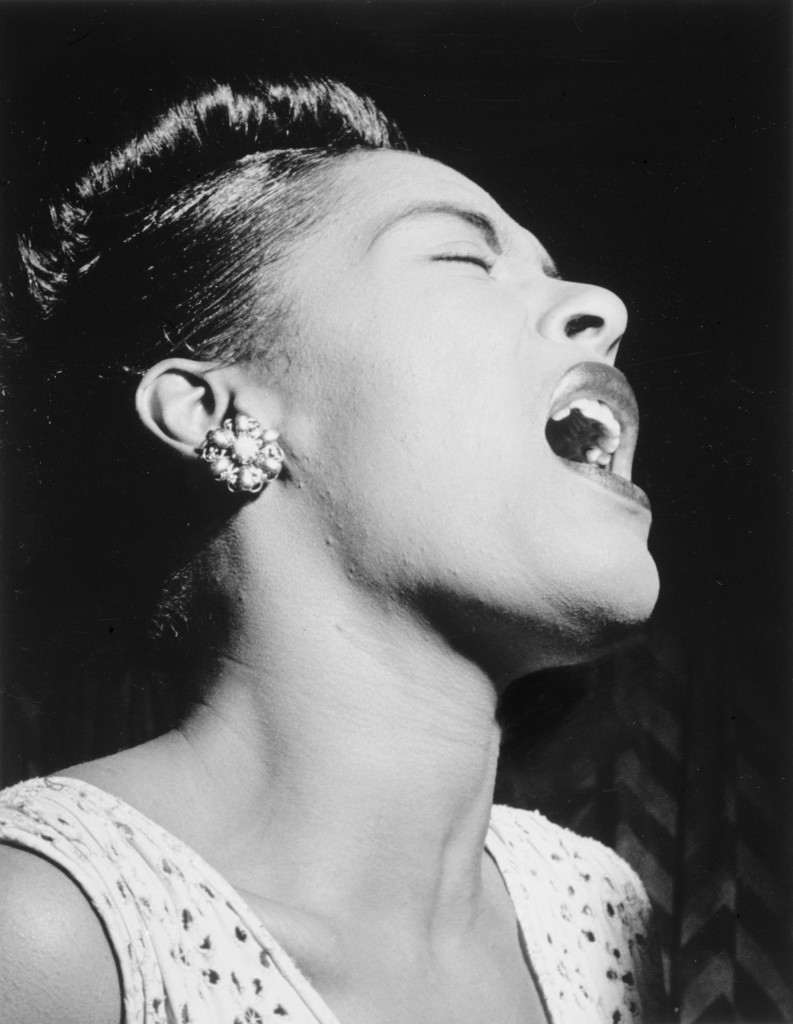 learn to sing jazz - billie holiday