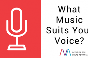 What Music Suits Your Voice?