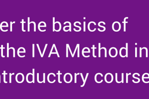 Discover the basics of teaching the IVA Method in our new introductory course!